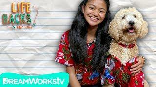 Twinning With Your Dog Hacks   LIFE HACKS FOR KIDS
