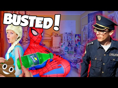 Content Cop - TOY CHANNELS #2  (GIANT GUMMY BOTTLE)