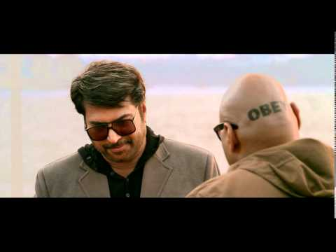 Gangster malayalam movie Mass Scene