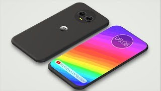Motorola Moto G7 - Under Display Fingerprint Scanner, Snapdragon 710, Rounded Body [Concept]