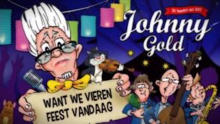 """Johnny Gold  """" Joebiedie """" (Cartoon versie )"""