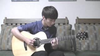 (Younha) Umbrella - Sungha Jung