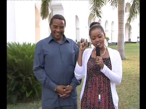 Ray C Alipokwenda Kumshukuru  Rais Kikwete Ikulu video
