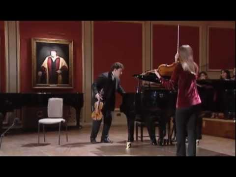 Maxim Vengerov - 'Playing by Heart' Music Videos