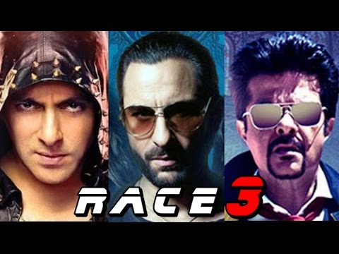 """RACE 3"" Movie - Salman Khan Villain - Saif Ali Khan I Anil Kapoor  - HUNGAMA"