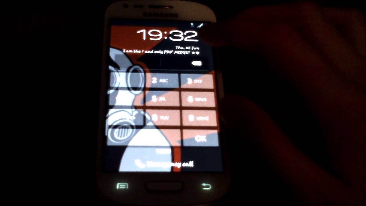 how to find samsung galaxy s3