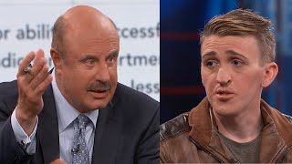 Dr. Phil To 'Pedophile Hunter': 'Do You Worry About The Consequences Of Public Shaming?'