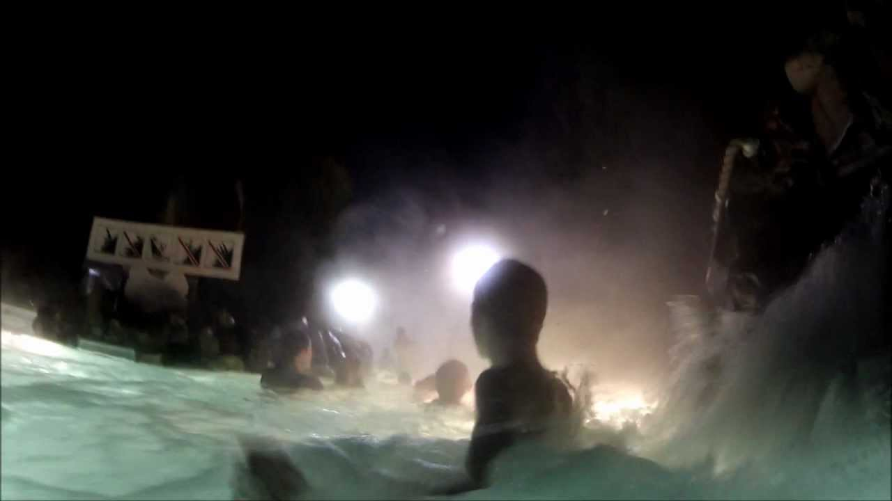 Gopro hd rivi re sauvage de nuit center parc sologne for Parc sauvage 78