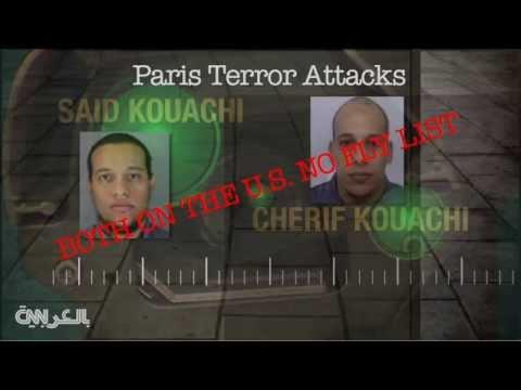 ماذا كان دور كل واحد من منفذي هجمات باريس