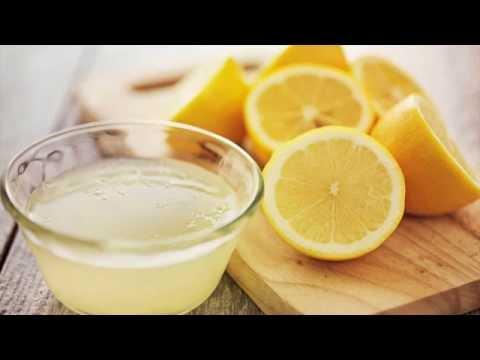 Zumo Del Limon En Ayunas - Dieta Del Limon En Ayunas