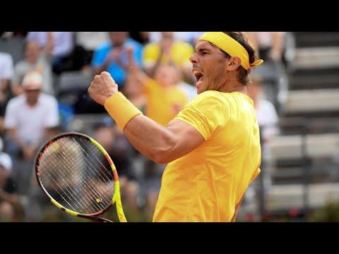 Rafael Nadal-The Champion (HD)