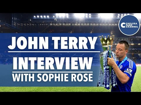 "Sophie Meets John Terry | ""Thierry Henry - Best Opposition Player"" 