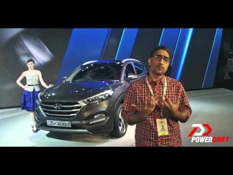 Hyundai Tucson   First Look   PowerDrift