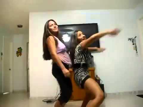 hot latino girl dancing № 490590