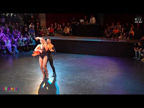 Denis and Chloe (Hamburg) Stargate Show (BERLIN SALSA CONGRESS 2018)
