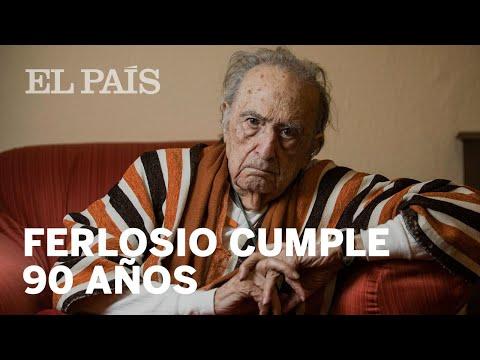 El escritor Rafael Sánchez Ferlosio cumple 90 años   Cultura