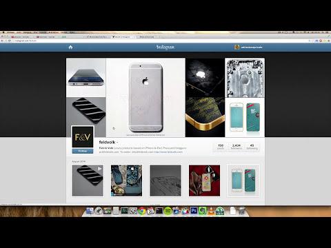 NEW iPhone 6 Custom Built Pictures!
