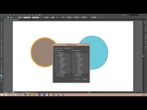 Adobe Illustrator CS6 for Beginners - Tutorial 44 - Eyedropper Tool