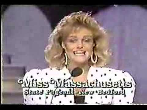 Miss America 1989 Opening-Success!!