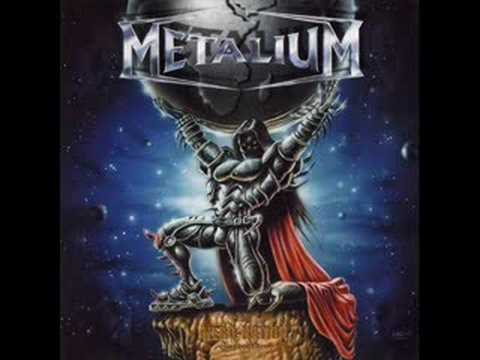 Metalium - Earth In Pain