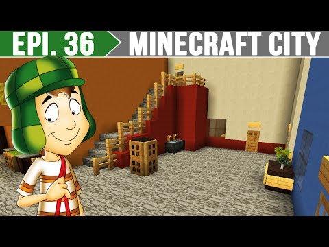 Minecraft City – Vila do Chaves