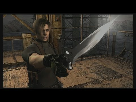 Resident Evil 4 HD Weapons Review Part 1 of 6