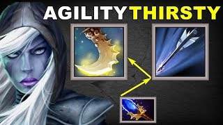 Agility is her Name NOW!!! | Dota 2 Ability Draft