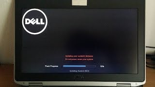 Update Bios A18 Dell E6430 2016