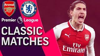 Arsenal v. Chelsea   PREMIER LEAGUE CLASSIC MATCH   1/3/18   NBC Sports