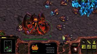 Let's Play Starcraft Remastered Zerg Mission 3