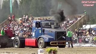 Race Trucks 6500 kg Lievestuore 14.7.2018