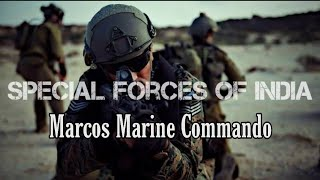 Marcos Marine Commando || Special Forces of India || By Grateful  Status