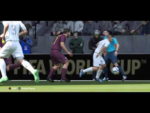 FIFA 16 - 2022 World Cup Group Stage - New Zealand vs Venezuela Extended Highlights (No commentary)