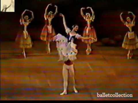 2/7 Giselle 1997Act I  with Lopatkina Kurkov Mariinsky Theatre