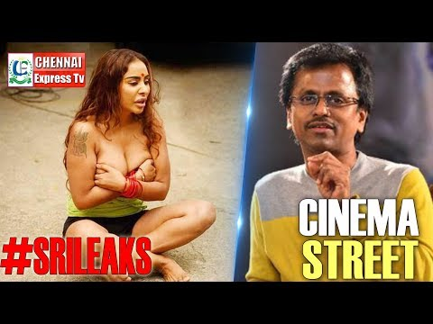 Sri Reddy accuses director AR Murugadoss of sexually exploiting her | VJ Hindhuja | CETv