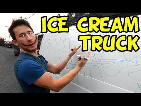 The FRIENDLY Ice Cream Truck