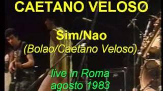 Vídeo 449 de Caetano Veloso