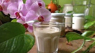 Vanille - Mandeljoghurt 2/2