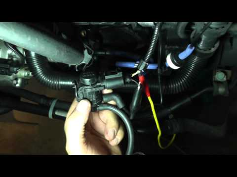 Volkswagen Jetta Secondary Air Injection Diagnosis Part 9 (DIY Diagnosis on Car)