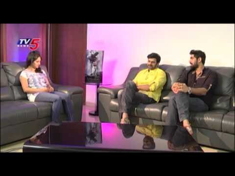 Prabhas, Rana Daggubati Interview on Baahubali - The Beginning : TV5 News