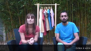 Crowdfunding Fibre Bio - Les T-shirts made in nature