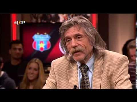 Voetbal International Johan Derksen praat over Roemeense hoeren