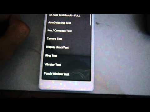 Calibrar sensor de proximidad del LG 4X HD