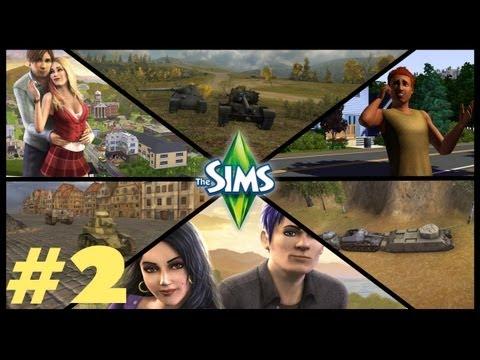 """Билли играет The Sims """"Злые школьники"""" #2"""