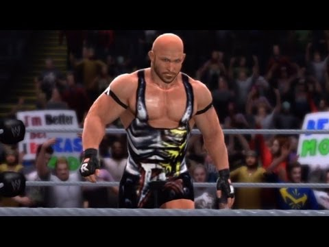 WWE '13 Community Showcase: Ryback (Xbox 360)