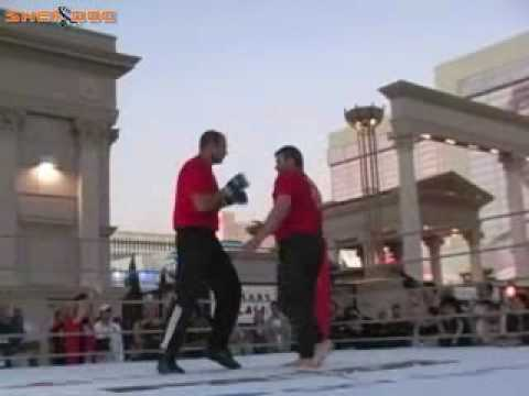 Fedor Emelianenko public training October 19, 2006 Image 1