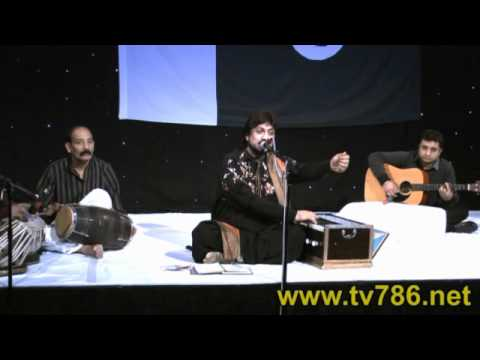 mainu tere jiya by Ustad Hamid Ali Khan sahb at UKPCCI Gala...