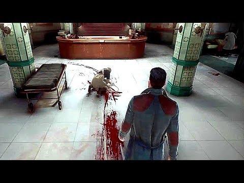VAMPYR - NEW Gameplay Trailer (2018) PS4/Xbox One/PC