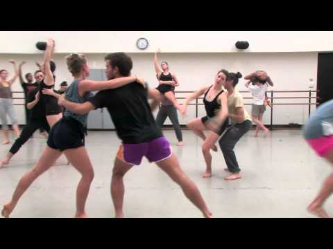 New Dances 2012: Juilliard Dance