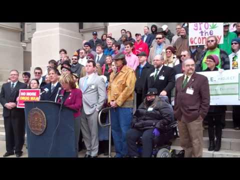 62% of GA Voters Favor Decriminalization of Marijuana